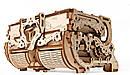 Механические 3D пазлы UGEARS - «Антикварная шкатулка», фото 3