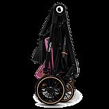 Універсальна коляска 3 в 1 Lionelo RIYA PINK VIOLET, фото 6