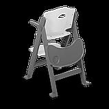 Стілець для годування Lionelo FLORIS GREY STONE, фото 4