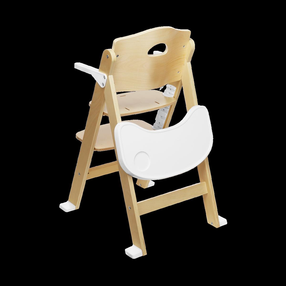Стульчик для кормления Lionelo FLORIS NATURAL WHITE
