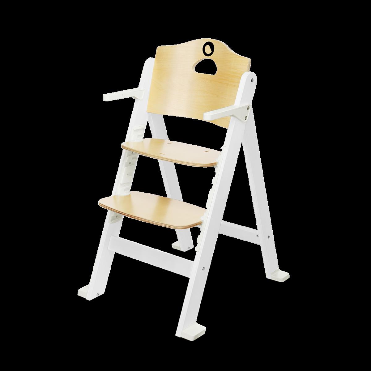 Стульчик для кормления Lionelo FLORIS WHITE