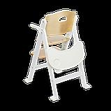 Стульчик для кормления Lionelo FLORIS WHITE, фото 4
