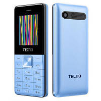 Мобильный телефон TECNO T301 Light Blue (4895180743344)