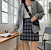 Стильная юбка в клетку шотландка, фото 2