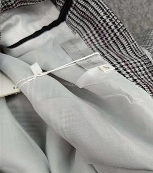 Стильная твидовая юбка в клетку шотландка, фото 2