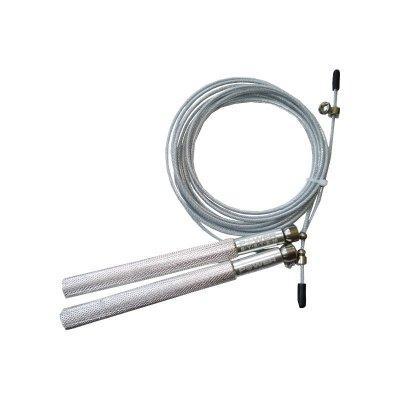 Швидкісна скакалка Power System Ultra Jump Rope PS-4064 Silver SKL24-144832
