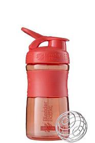 Спортивна пляшка-шейкер BlenderBottle SportMixer 590ml Coral SKL24-144873