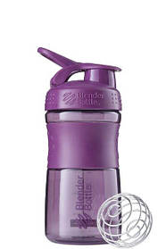 Спортивная бутылка-шейкер BlenderBottle SportMixer 590ml Plum SKL24-144875