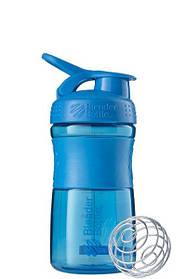 Спортивная бутылка-шейкер BlenderBottle SportMixer 590ml Cyan SKL24-144877