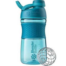 Спортивная бутылка-шейкер BlenderBottle SportMixer Twist 590ml Teal SKL24-144932