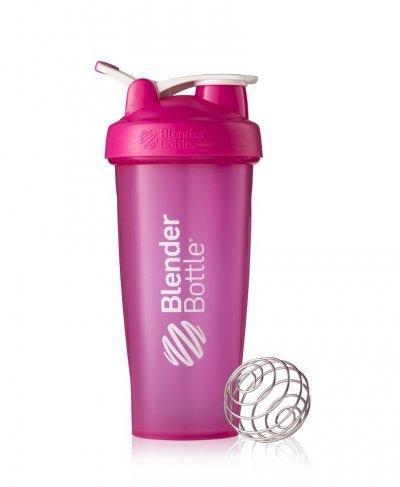 Шейкер спортивный BlenderBottle Classic Loop 820ml Pink SKL24-144966