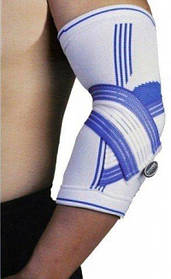 Налокотник Elbow Support Pro PS-6007 Blue-White S-M SKL24-145051
