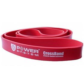 Гума для тренувань Power System CrossFit Level 3 Red PS - 4053 SKL24-145123