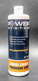 Магнезия Power System жидкая PS-4086 Liquid Chalk 500ML SKL24-145199