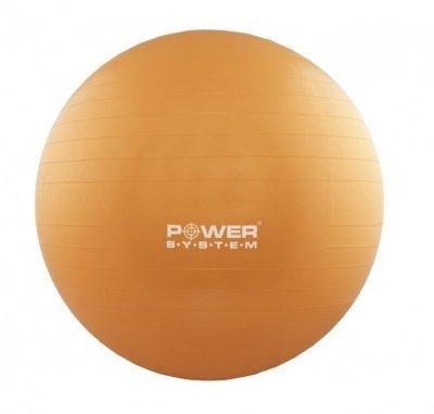 М'яч для фітнесу і гімнастики PS-4012 65cm Orange SKL24-145276