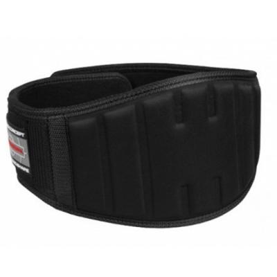 Неопреновий Пояс для важкої атлетики Power System Neopren PS-3200 Black XL SKL24-145313