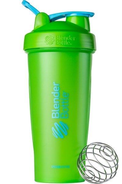 Шейкер спортивный BlenderBottle Classic Loop 820ml Special Edition Vera Green-Blue SKL24-145711