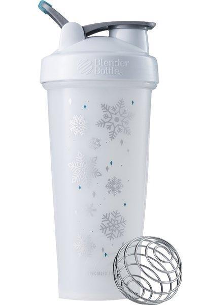 Шейкер спортивний BlenderBottle Classic Loop 820ml Special Edition Frost White SKL24-145714