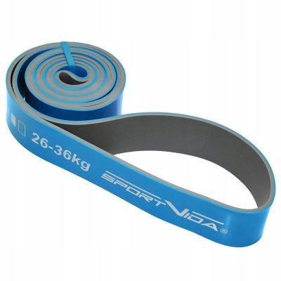 Еспандер-петля, гума для фітнесу та спорту SportVida Power Band 44 мм 26-36 кг SV-HK0211 SKL41-163357