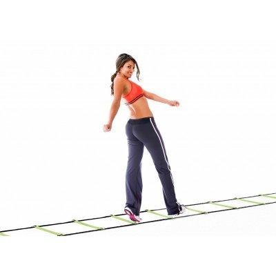 Координационная лестница для тренировки скорости Agility Speed Ladder PS-4087 SKL24-190135