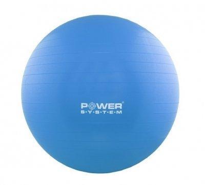 Мяч для фитнеса и гимнастики Power System Blue 65 cm PS-4012 SKL24-190154