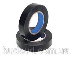 Изолента ПВХ черная 25 м (1000-120) POLAX