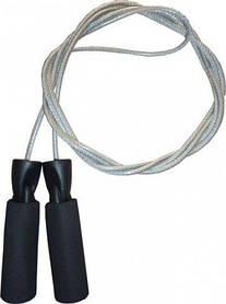 Скакалка Speed Rope Power System сіра PS-4004 SKL24-190304