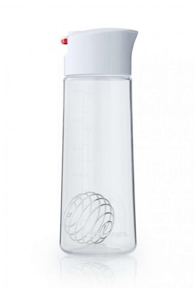 Універсальний блендер для соусів Blender Bottle Whiskware Dressing Білий Dressing SKL24-190324