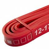 Эспандер-петля, резина для фитнеса и спорта SportVida Power Band 20 мм 12-17 кг SV-HK0190 SKL41-227095, фото 2