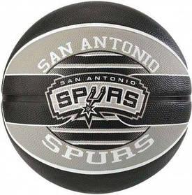 Мяч баскетбольный Spalding Nba Team SA Spurs Size 7 SKL41-227403