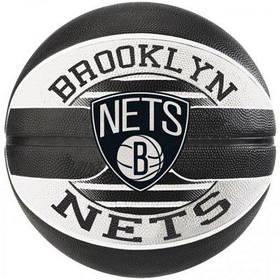 Мяч баскетбольный Spalding Nba Team Brooklyn Nets Size 7 SKL41-227406