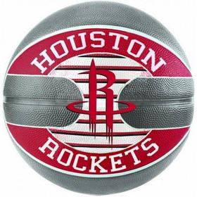 Мяч баскетбольный Spalding Nba Team Houston Rockets Size 7 SKL41-227409