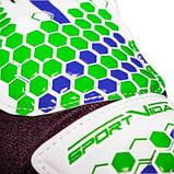 Вратарские перчатки SportVida SV-PA0009 Size 4 SKL41-227468, фото 5