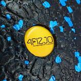 Массажный мяч 4FIZJO Epp Ball 12 4FJ1288 Black-Blue SKL41-227494, фото 2