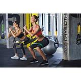 Гумка для фітнесу і спорту, стрічка-еспандер еластична 4FIZJO Mini Power Band 5 шт 4FJ1110 SKL41-227511, фото 2
