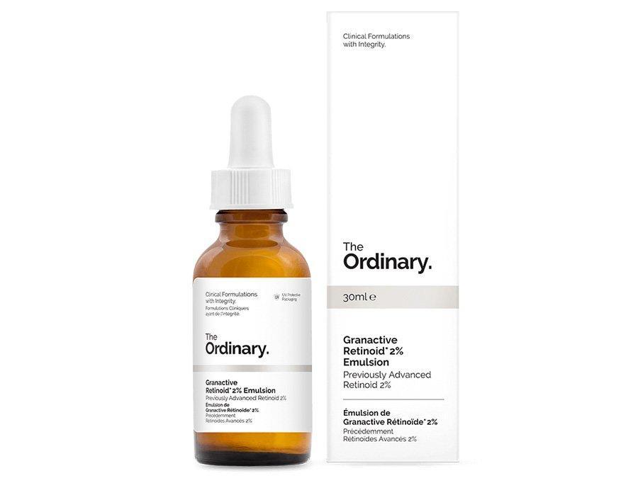 Сыворотка с ретиноидами The Ordinary Granactive Retinoid 2% Emulsion (30 ml)