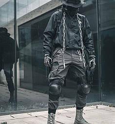 Чоловічий стиль Теквир (Techwear) з Японії