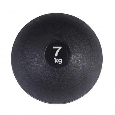 Слембол медичний м'яч для кроссфита SportVida Slam Ball 7 кг SV-HK0198 Black SKL41-227771