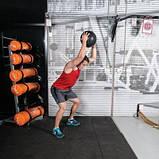 Слембол медичний м'яч для кроссфита SportVida Slam Ball 7 кг SV-HK0198 Black SKL41-227771, фото 4