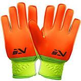 Вратарские перчатки SportVida SV-PA0040 Size 4 SKL41-227777, фото 4