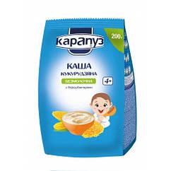 Каша безмолочная кукурузная с бифидобактериями  с 4 мес Карапуз,  200 гр