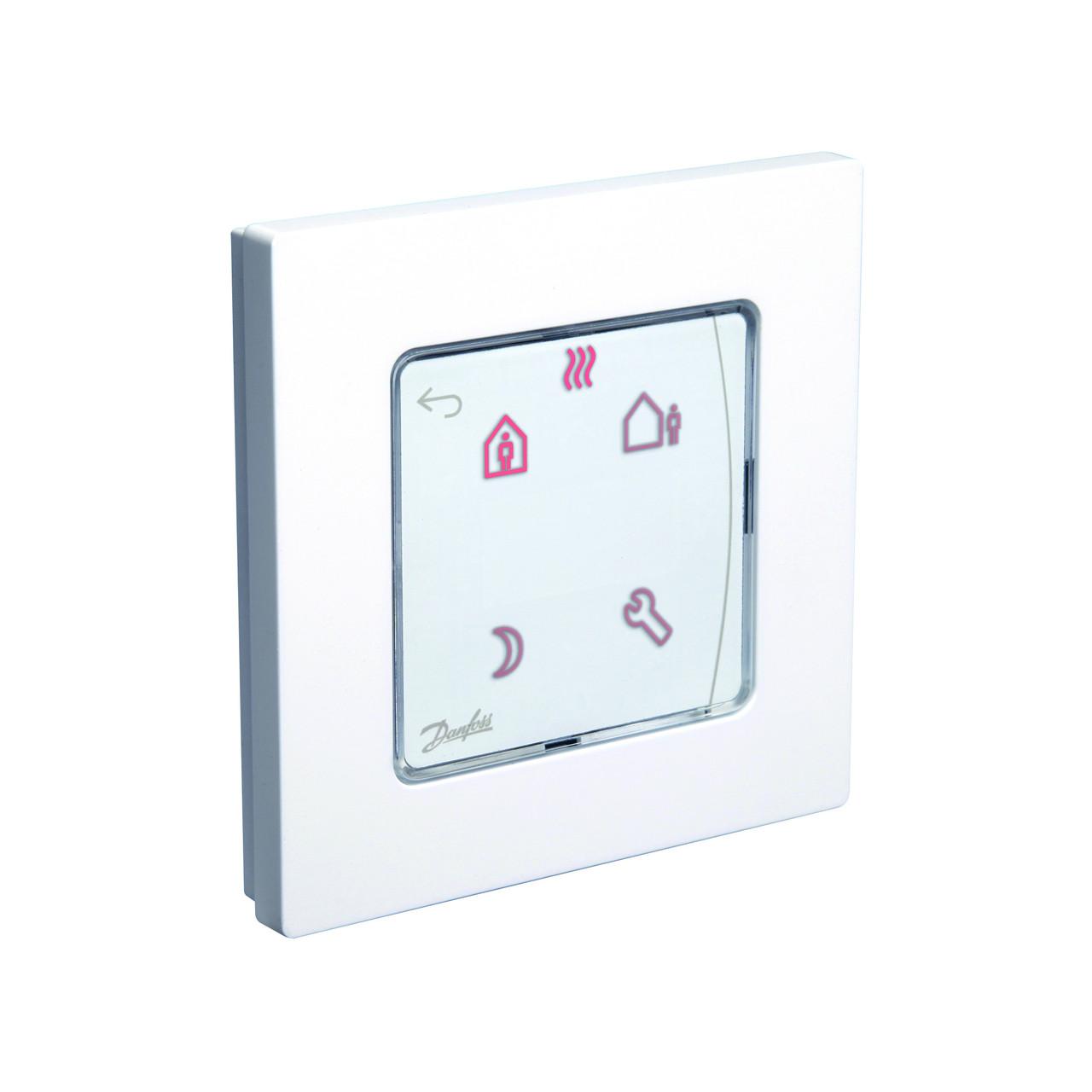 Danfoss Icon™ Programmable (088U1020) Встраиваемый программируемый комнатный термостат