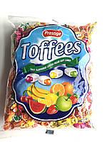 Жевательные конфеты с фруктовой начинкой Tofirex, 1000 г