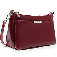 Женская кожаная сумочка-клатч 8724  l-red. Купить женский кожаный клатч недорого в Украине