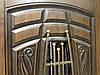 """Вхідні двері Портала Ексклюзив"""" (3-D, патина) ― модель BIG-10, фото 2"""