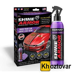 Полироль против царапин Shine Armor