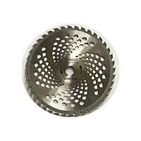 Ніж для мотокоси СОКОЛ (вигнута тарілка) (d=255 mm., победит)