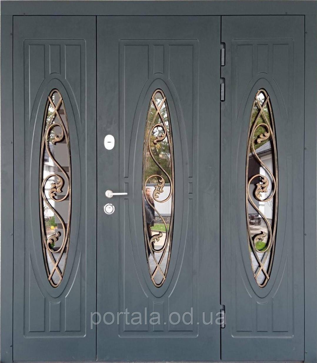 """Вхідні двері Портала Ексклюзив"""" ― модель BIG-36"""