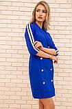 Платье 167R1665 цвет Синий, фото 4