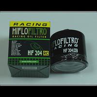 HIFLO FILTRO фильтр масляный HF204RC, аналог K&N KN204